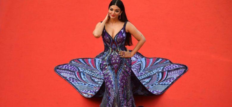 Aishwariya at Cannes 2018