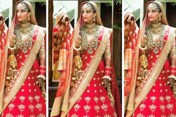 The Big Fat Bollywood Wedding – #SonamAnandWedding