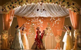 Wedding venue decoration tips