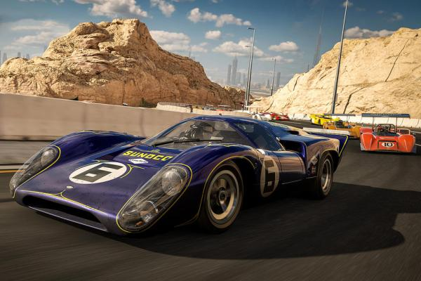 7 Latest Racing Games of 2018 And Beyond