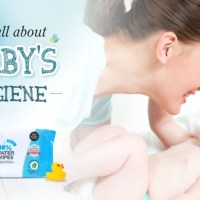 Why Flame Test is imp before selecting a wipe brand for your baby?