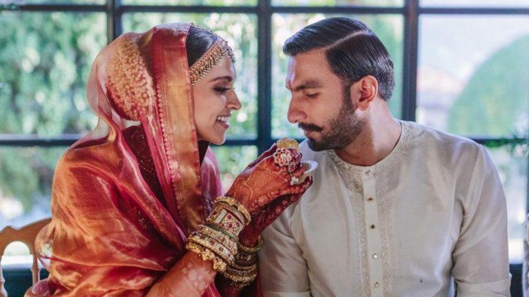 Deepika – Ranveer & The Dreamy Wedding Affair