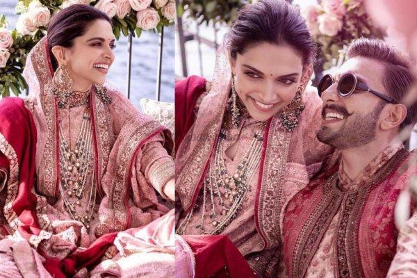Deepika & Ranveer – Mehendi & Chooda Ceremony