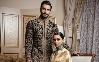 Deepika and Ranveer Bengaluru Reception