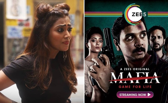 "Looking for a thriller series? Watch ""Mafia"" on ZEE5"