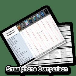 Smartphone Comparison Sheet