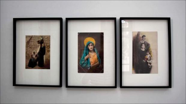 كريمة عبود مصورة فلسطينية رائدة