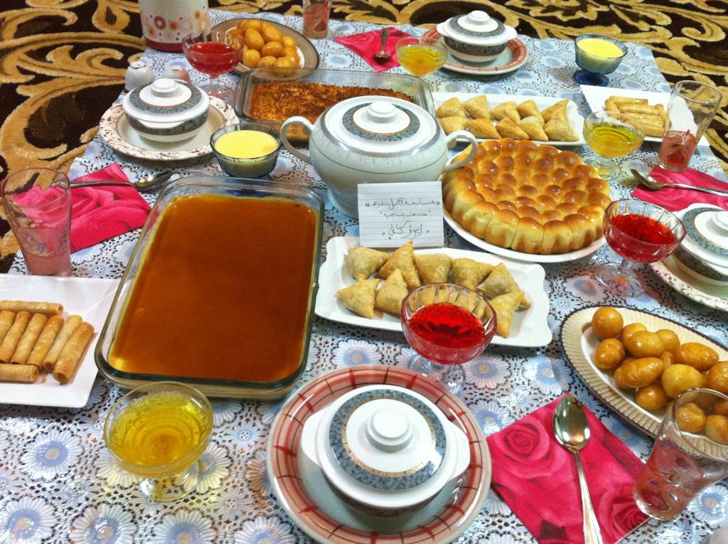 نشر أبدي قليلا تجهيز سفرة رمضان Sjvbca Org