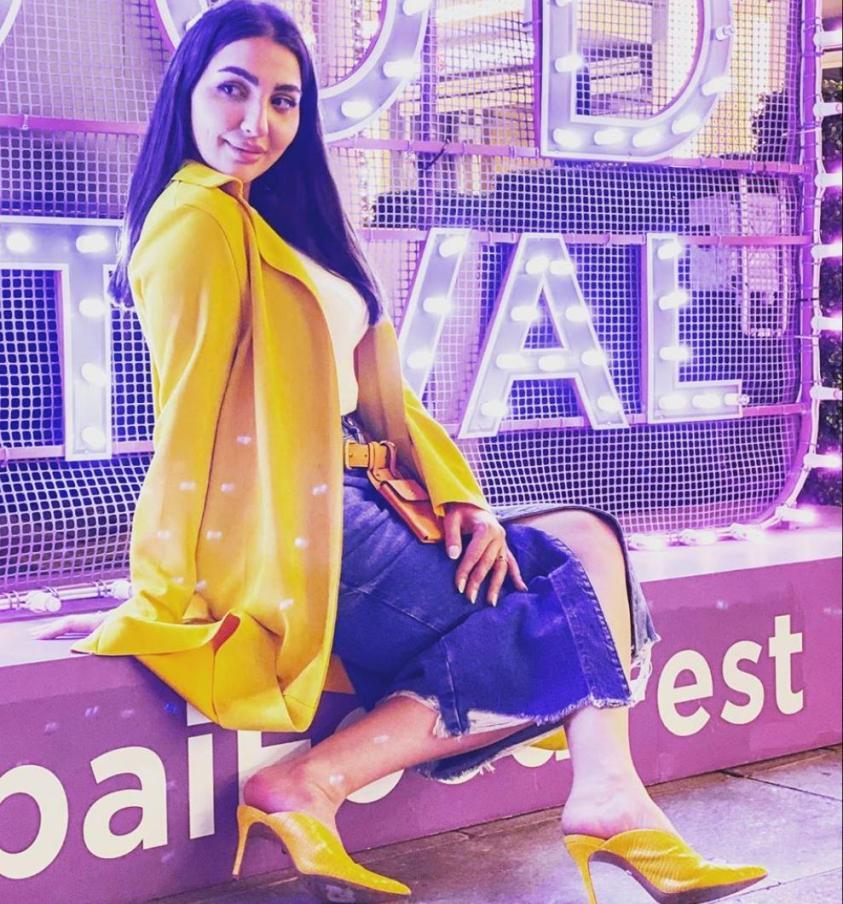 ألوان خريفية من هبة الحسين