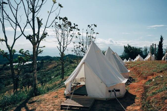 التخييم