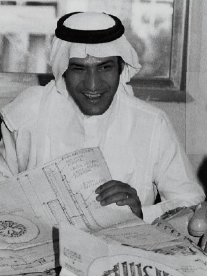 من أرشيف جريدة الرياض السعودية