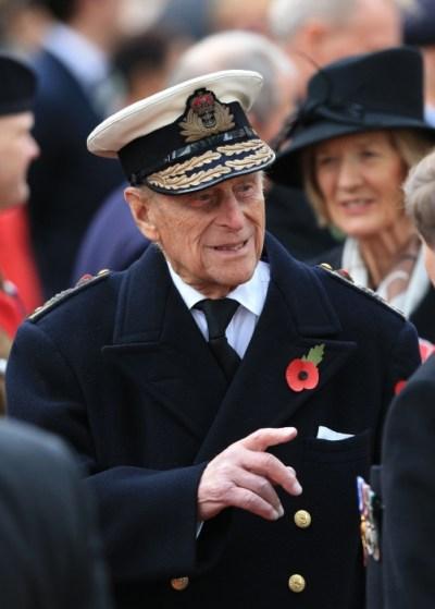 فضل الأمير فيليب الجنازة العسكرية على الجنازة الملكية-الصورة من أنستغرام