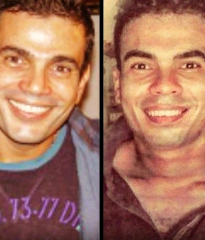 Hossam Mostafa and Amr Diab