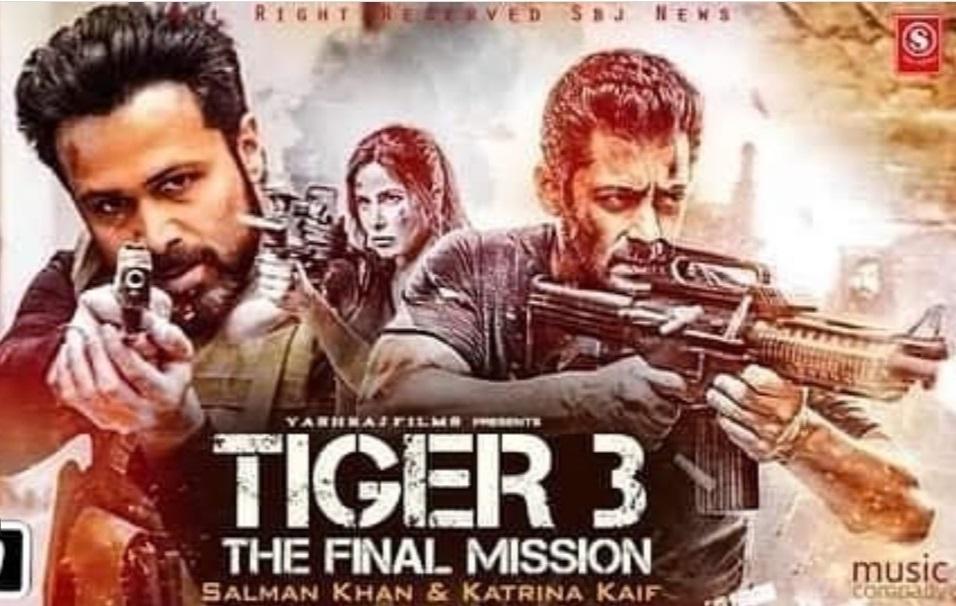فيلم Tiger 3- الصورة من حساب Tiger 3 على إنستغرام---
