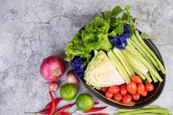Diet to lower high uric acid