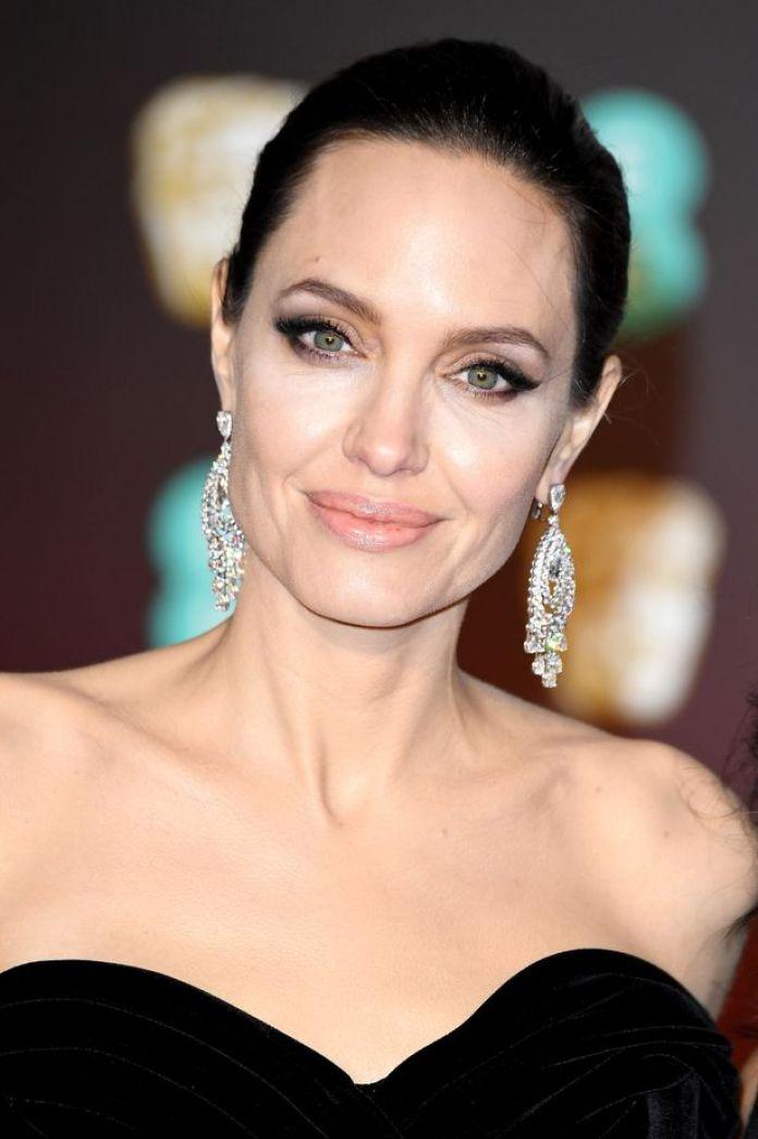 Actress Angelina Jolie - photo from Mirror