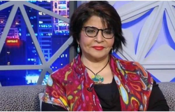 الناقدة الكويتية ليلى أحمد