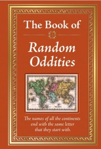 Book of Random Oddities