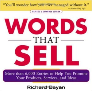 Words That Sell book