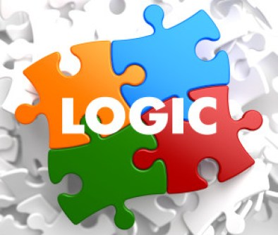 Logic on Multicolor Puzzle.