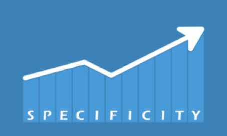 be specific in blog posts