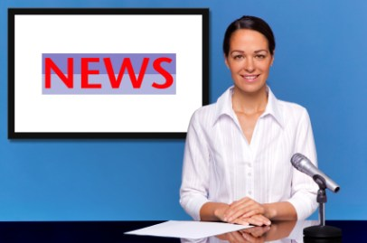 using news in blogs