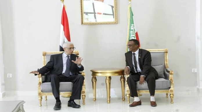 High level Egyption delegation led by deputy FM Arrives in Somaliland