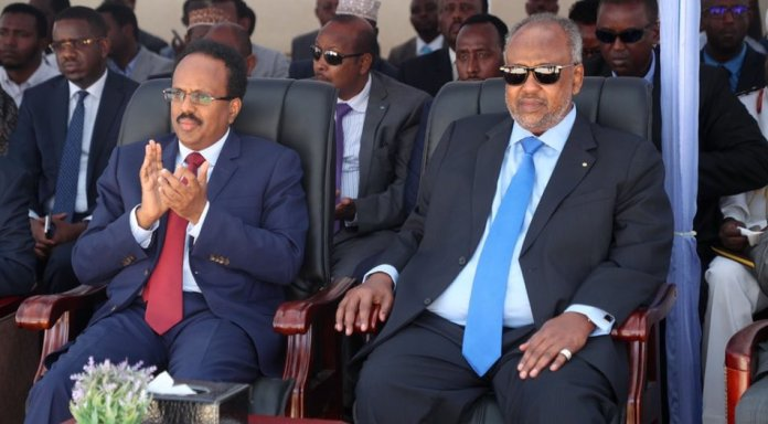 President Bihi Departs For An Official Visit To Djibouti