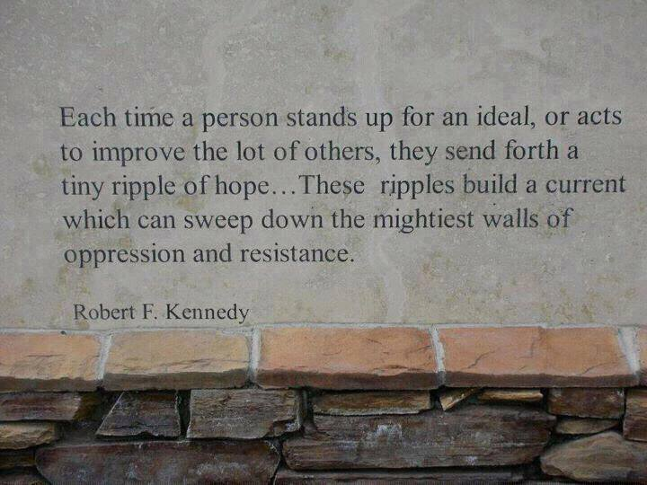 Robert Kennedy quote
