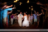 {Alysse + Matt } – Key West wedding planner – Fort Zachary ceremony- West Martello reception