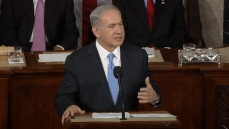 Full Transcript of Netanyahu's Speech To US Congress