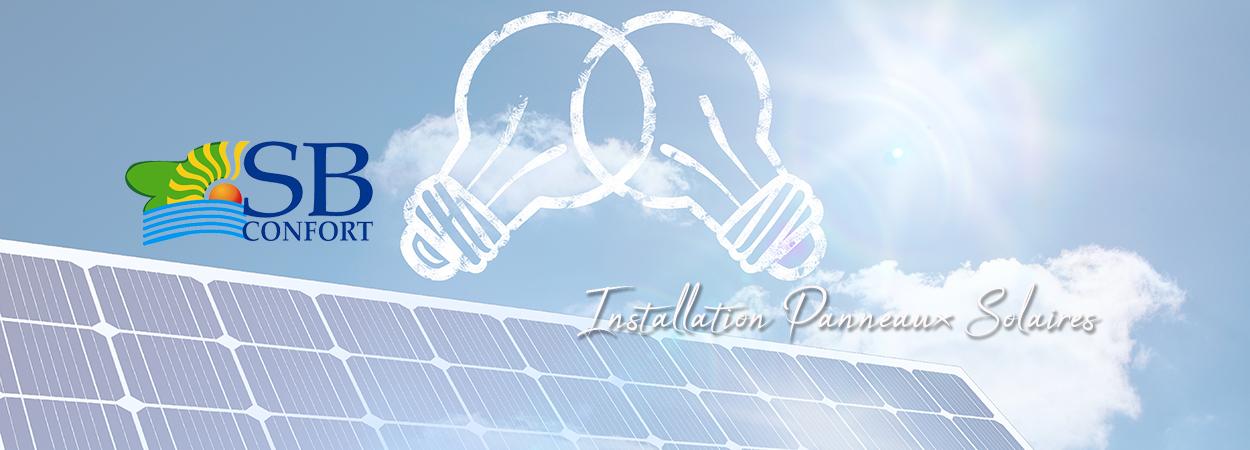 sb confort plombier charente maritime la rochelle panneaux solaires