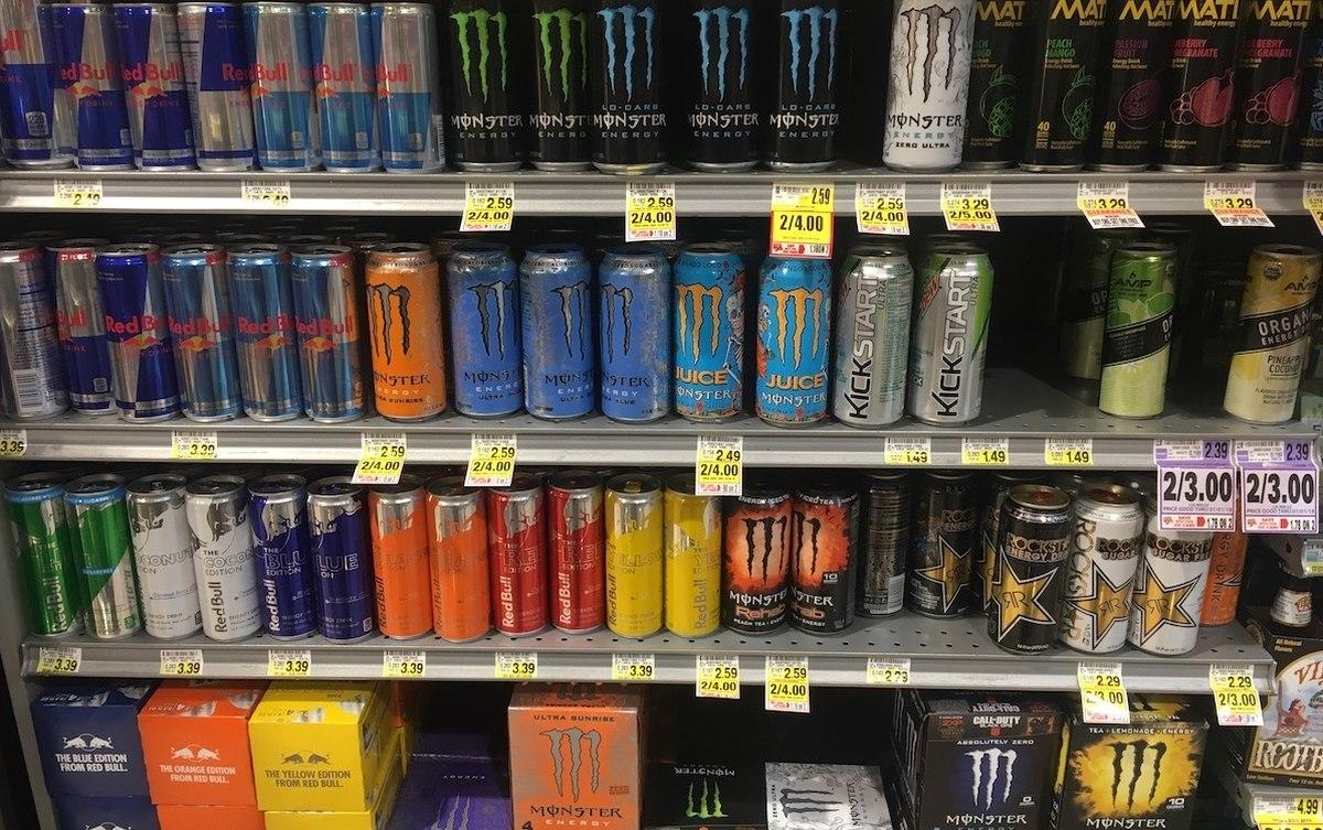 Energy drink effetti