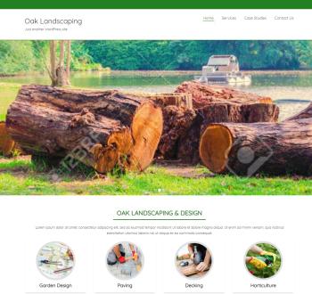 Oak Landscaping