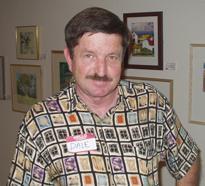 SBMUG's Dale Lowdermilk (Photo: Brian Carlin)