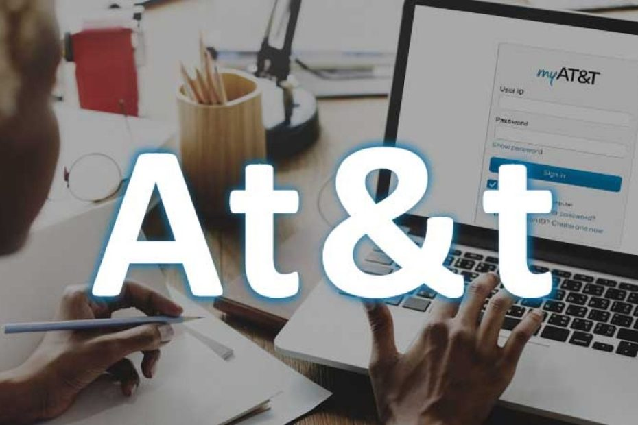 AT&T email server settings