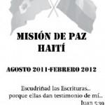 Biblias para Batallón Chileno en Misiones de Paz en Haití