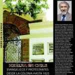 Lanzamiento libro Herejía en Chile del Dr. Humberto Lagos