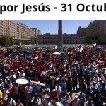 Marcha por Jesús 2016
