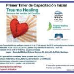 Capacitación inicial facilitadores trauma healing, sanando heridas del corazón