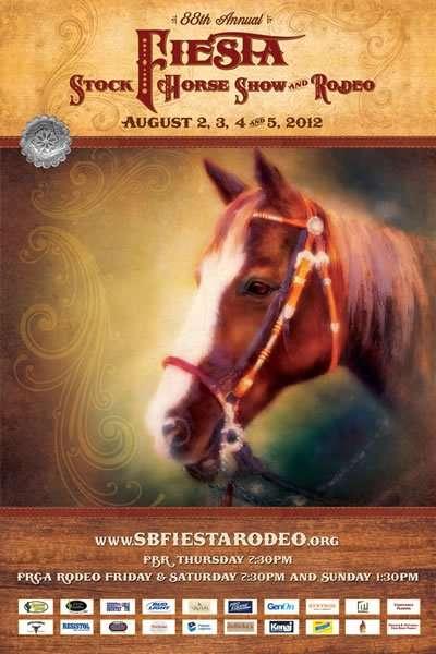 Fiesta Poster 2012