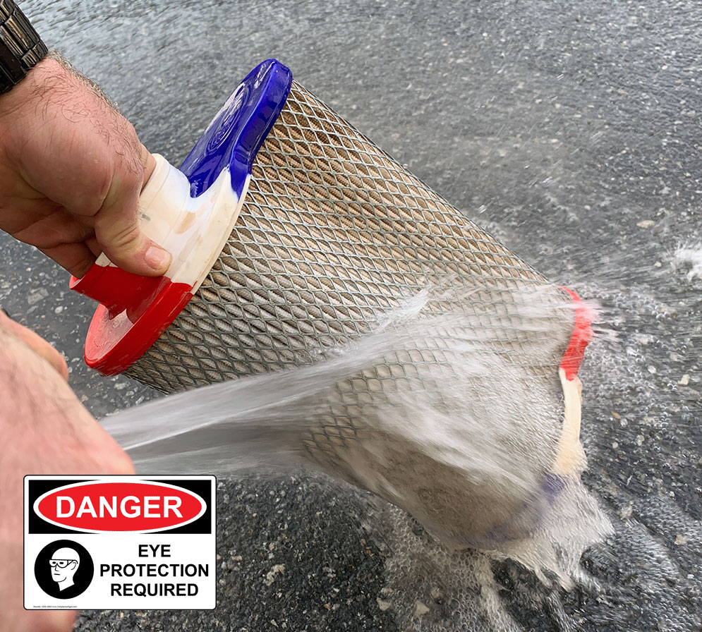 Clean Your Dry Filter Step 5