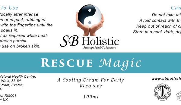 Rescue Magic (label)