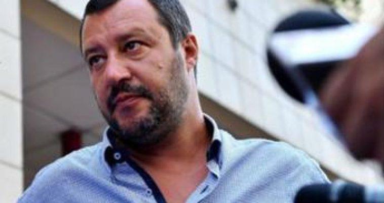 """Voghera, Salvini: """"Altro che far west, si fa strada ipotesi legittima difesa"""""""