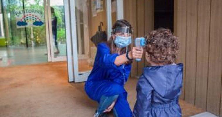 Coronavirus, novità per asili nido del Lazio: da settembre sospeso sistema a 'bolle'