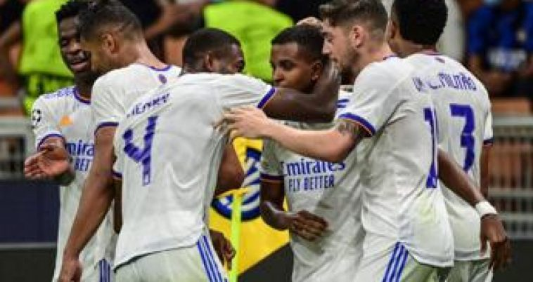 Champions League, Inter-Real Madrid 0-1