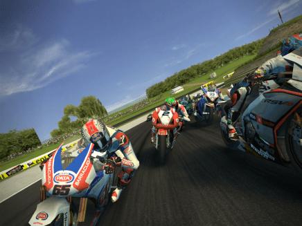 Superbike 2014 racing