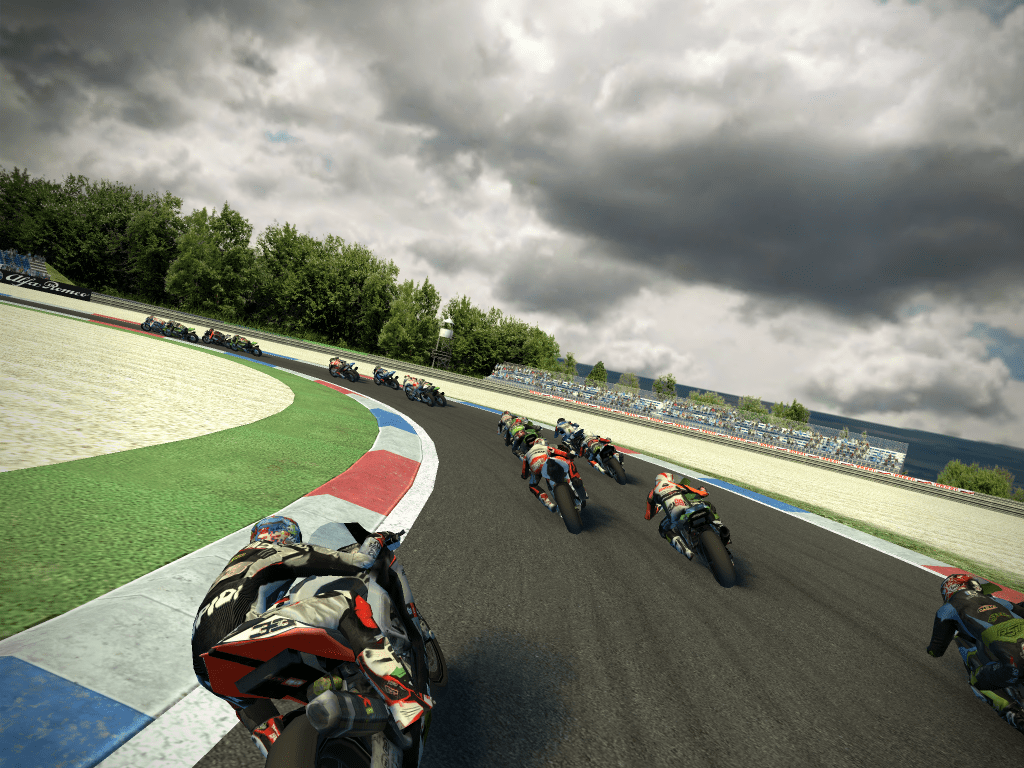 SBK 14 racing game