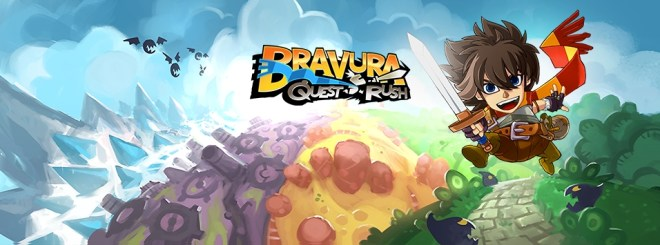 Bravura - Quest Rush Artwork