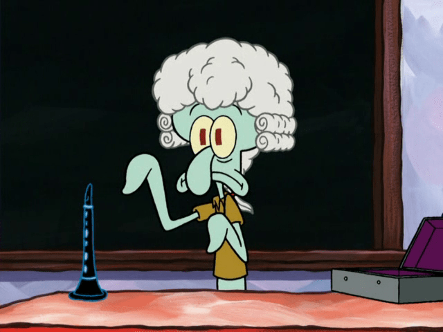 SpongeBuddy Mania SpongeBob Episode Professor Squidward